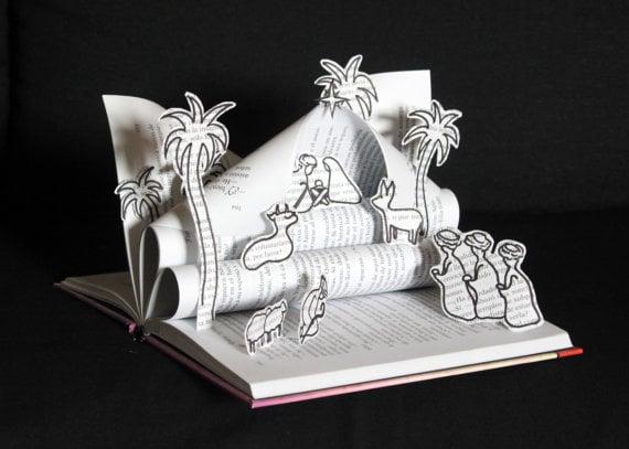 A minimáltól a szupercukiig: kreatív betlehemi jelenetek