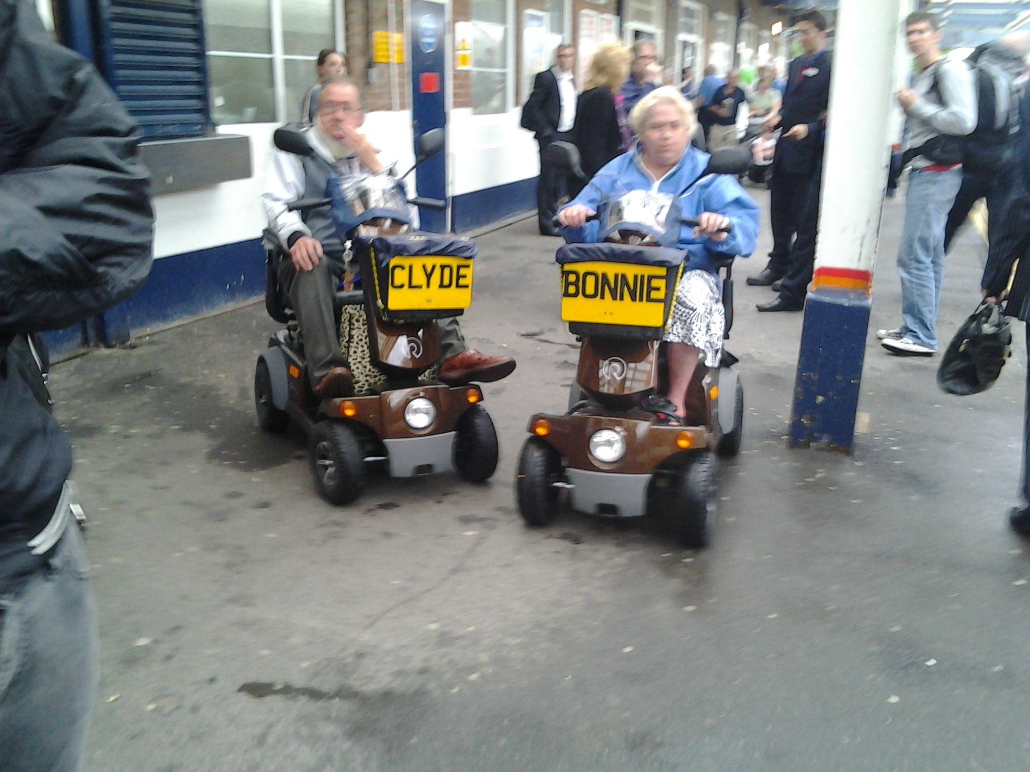 Ezek a nyugdíjasok tudják, hogyan kell élni - vicces fotók