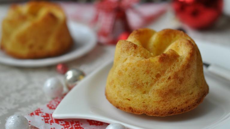 Egyszerűből szépet: marcipános karácsonyi süti