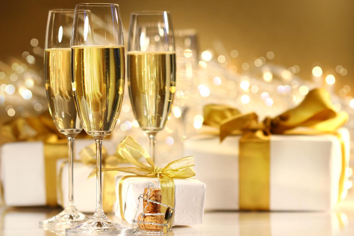 Karácsony pezsgőparti - a legjobb parti nálad lesz!