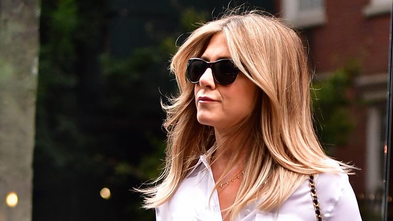Jennifer Aniston manapság inkább filmekben utazik