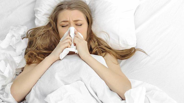 Betegnek érzed magad? A legrosszabb, amit tehetsz, hogy ágyban maradsz!