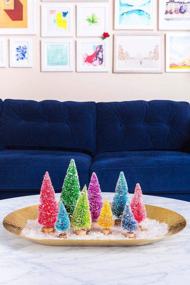 10 szuper karácsonyi dekortipp, ha unod a pirosat és a zöldet