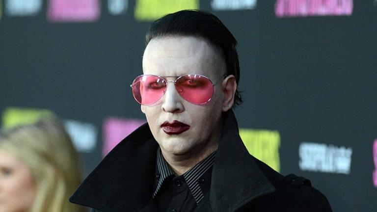 Marilyn Manson ismét Budapesten
