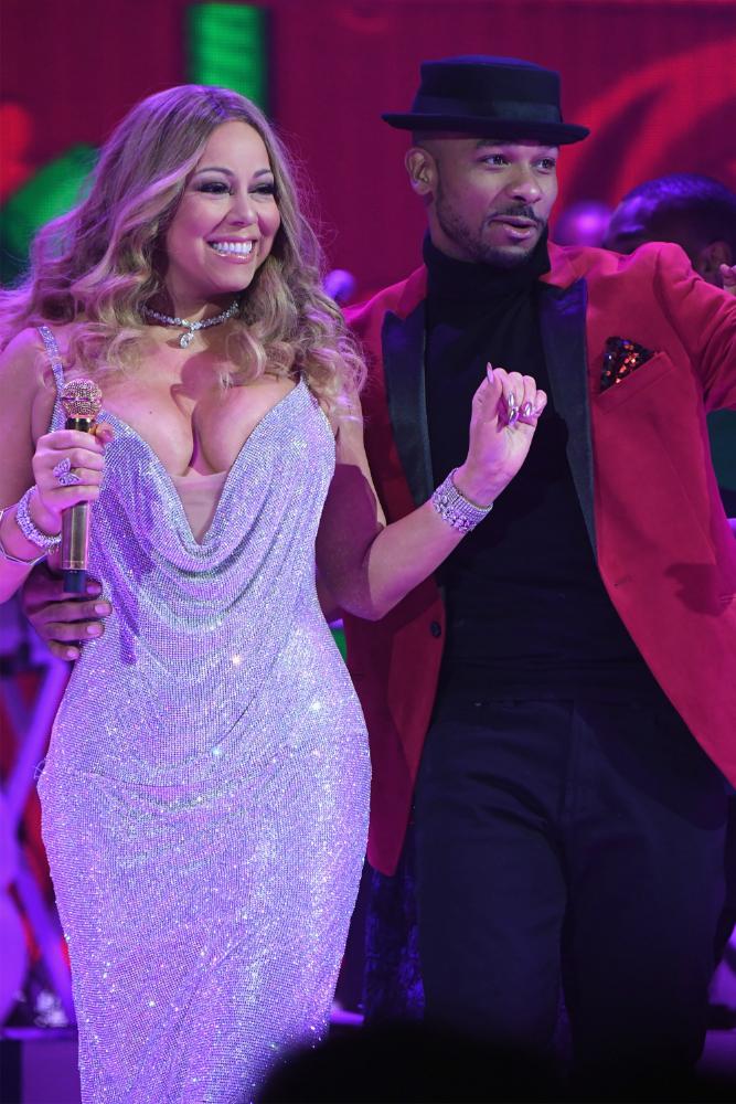 Mariah Carey gigamelle elvitte a produkciót