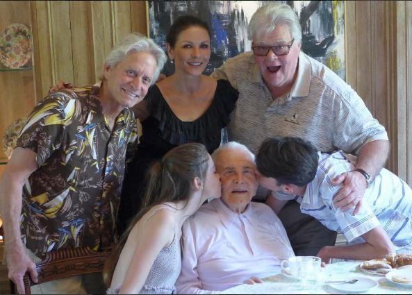 Kirk Douglas 100 éves: