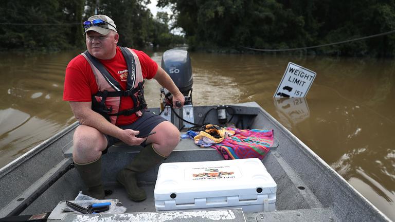 Az amerikai állam történetének legsúlyosabb áradását élte át idén