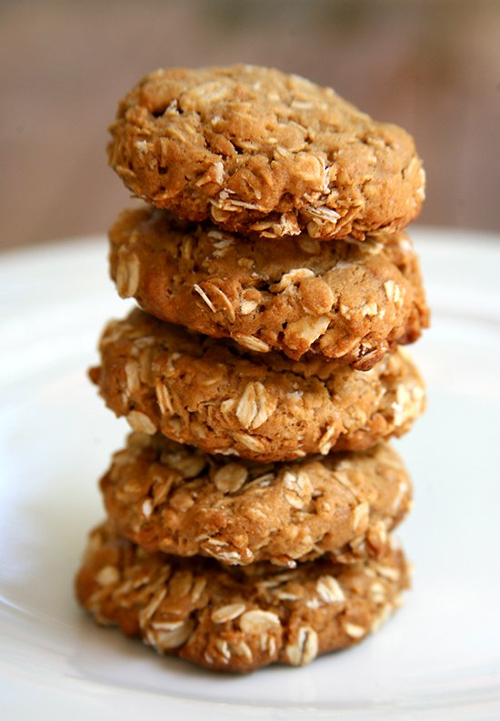 Gluténmentes, alacsony kalóriás mogyoróvajas keksz