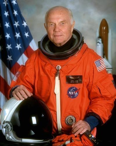 John Glenn asztronauta (fot: Wiki)