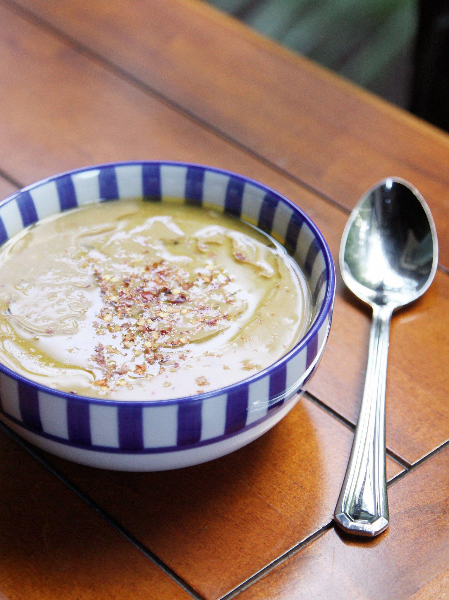 Krémes brokkolileves, ha valami feltöltő, mégis könnyű ebédre vágysz