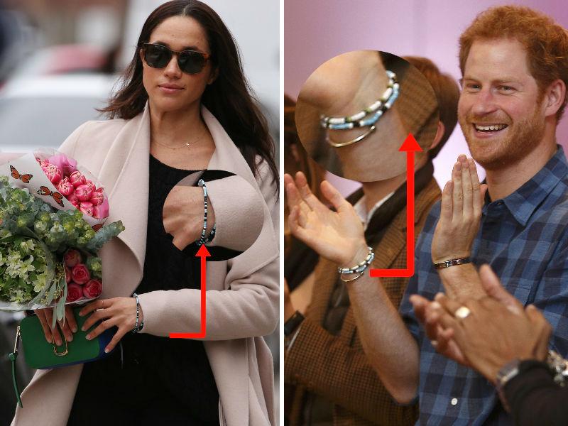 Ezt adta szerelmének Harry herceg - fotó