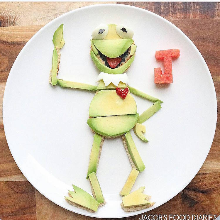 Rajzfilmfigurák a tányéron: őrületes ételeket készít a kreatív anyuka