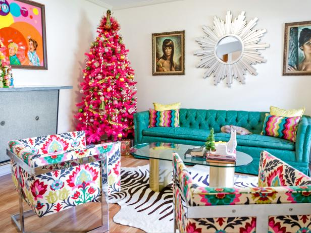 12 szokatlan színkombináció, amit idén karácsonykor kipróbálhatsz