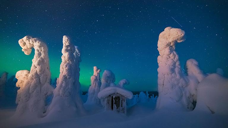 Varázslatos fotók, amik bebizonyítják, hogy Lappföldön a legszebb a tél