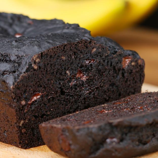 Csillapítsd a csokiéhséged szupercsokis banánkenyérrel!