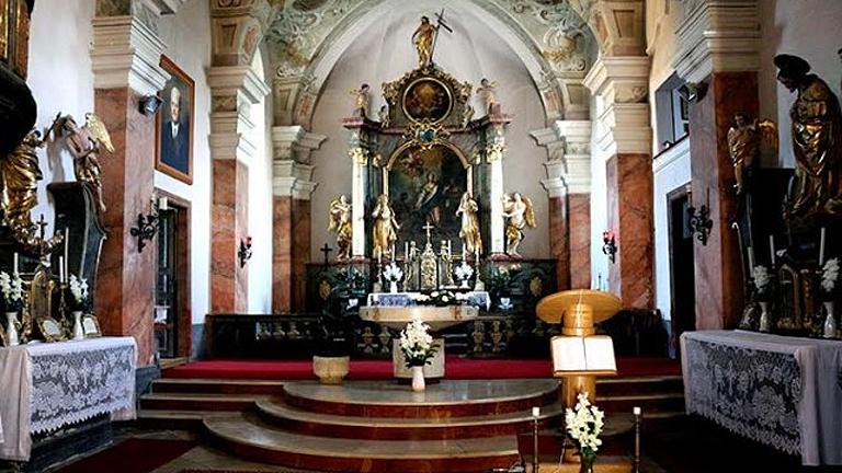 A körmendi plébánia (Fotó: Szombathelyi Egyházmegye)