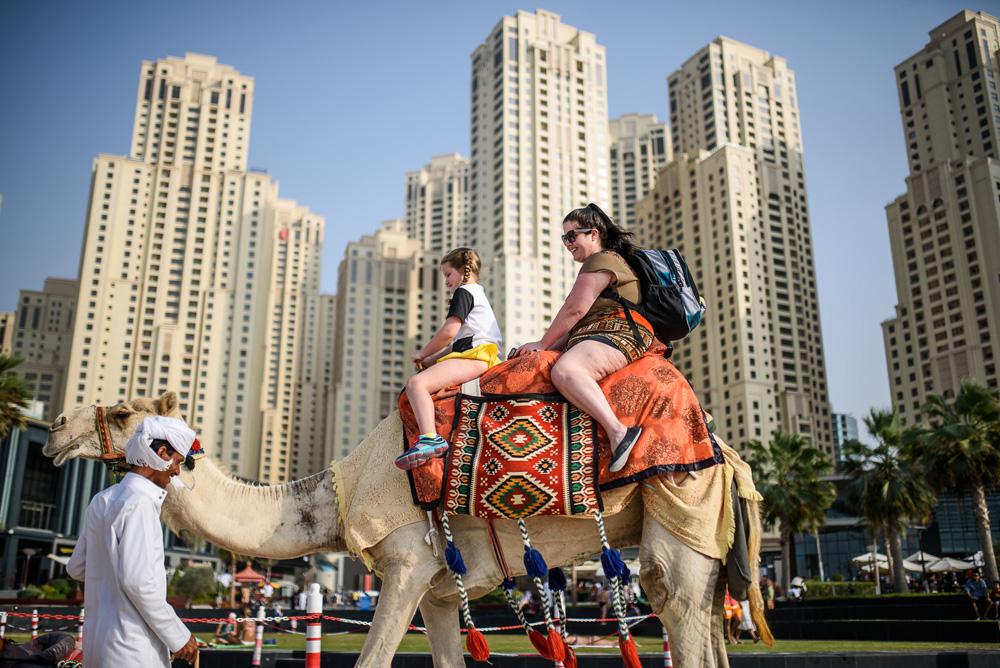 Utazás Dubajba