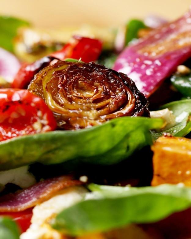 Ennyire finomak még sosem voltak a sült zöldségek!