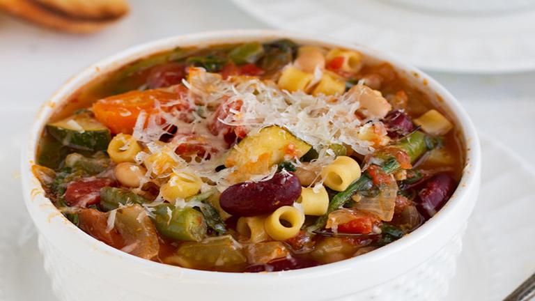 Íme a tökéletes minestrone leves receptje