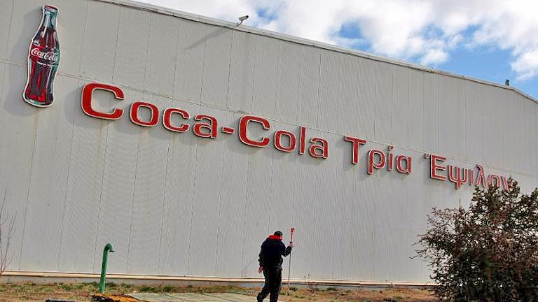 Görög Coca-Cola üzem: visszahívták az érintett termékeket (Fotó: Tumblr)