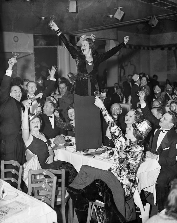 Ella Fitzgerald korában tényleg tudtak bulizni - így szilvesztereztek a 30-as, 40-es években