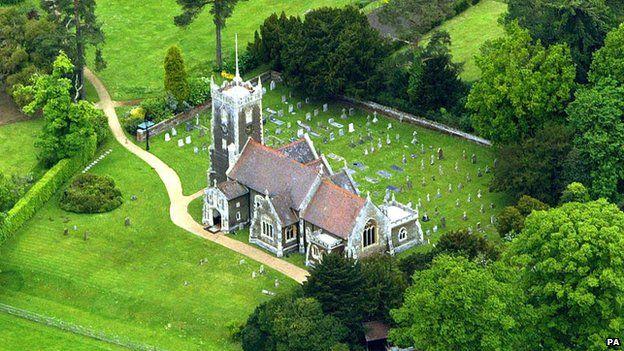 Sandringham temploma