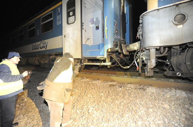 Ez okozta a ceglédi vonatbalesetet