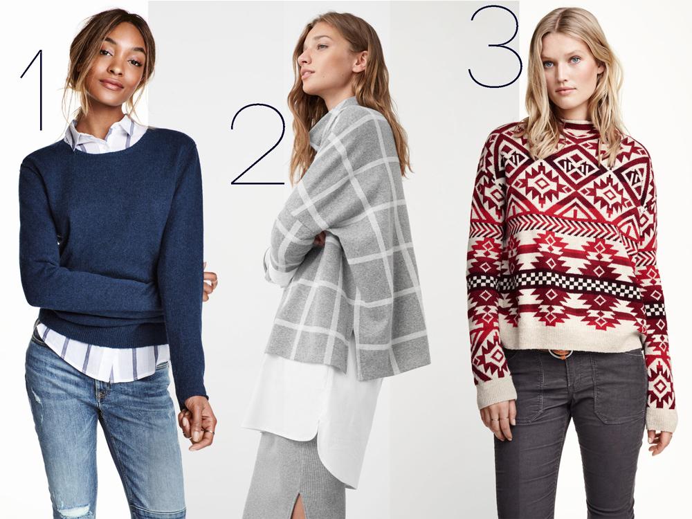 11 trendi, meleg pulóver 7000 forint alatt | nlc