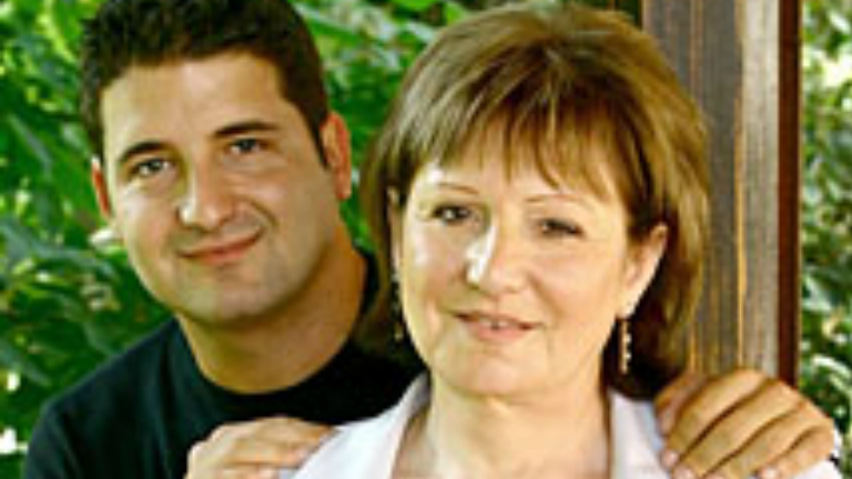 Hajdú Péter édesanyja a válásról: Csak sárdobálás ne legyen