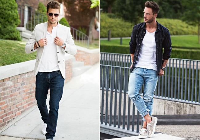5 ruhadarab a férfiak gardróbjából, amiért odavannak a nők