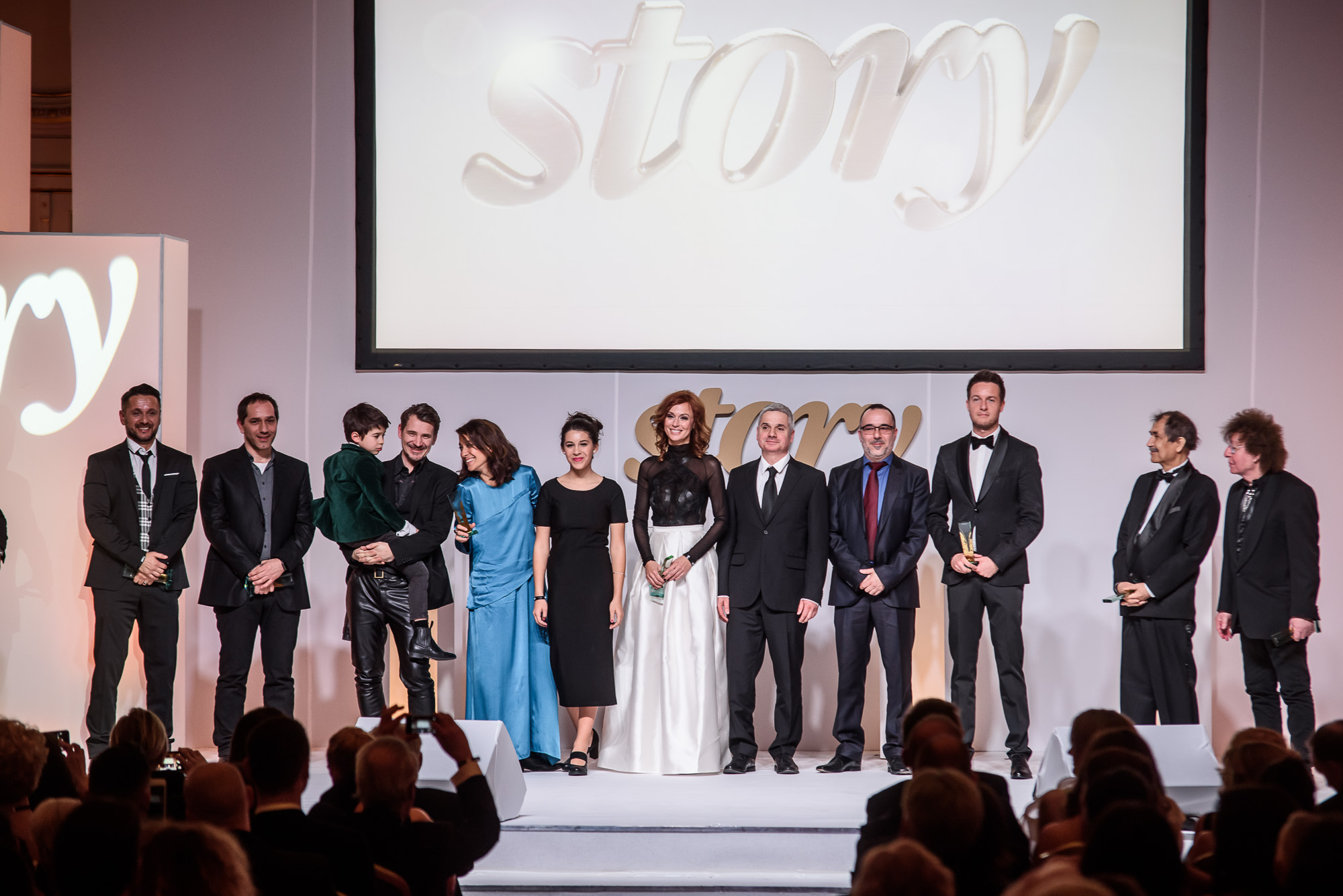 Story-gála 2017: elkezdődött a parádés ruhák éjszakája