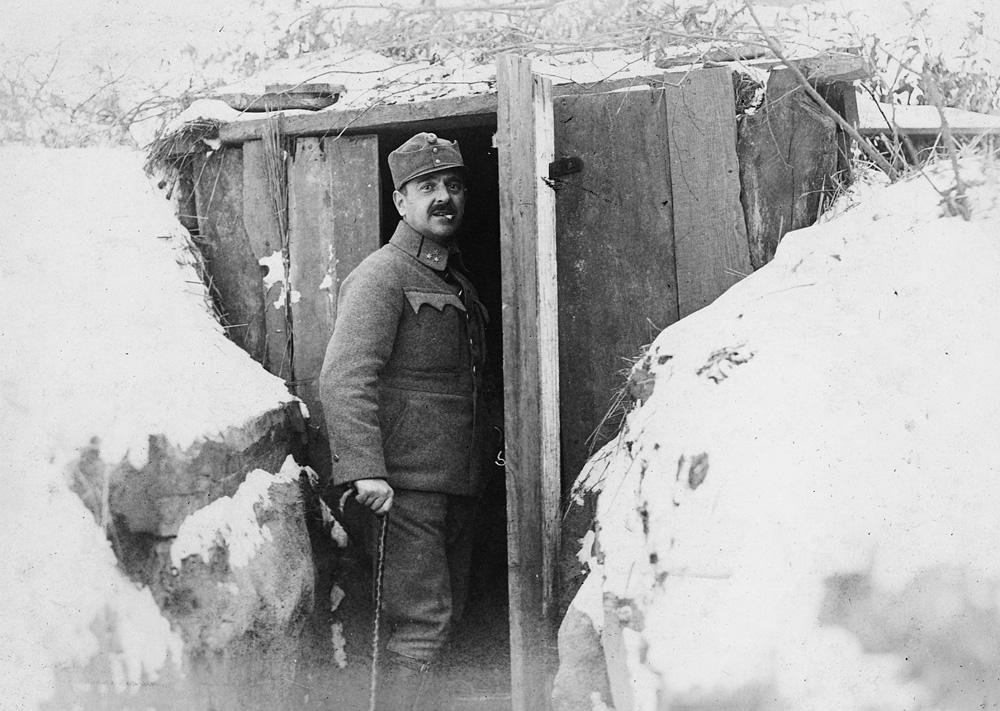 Kemény volt a tél a fronton - 98 éve kezdődtek el a versailles-i béketárgyalások