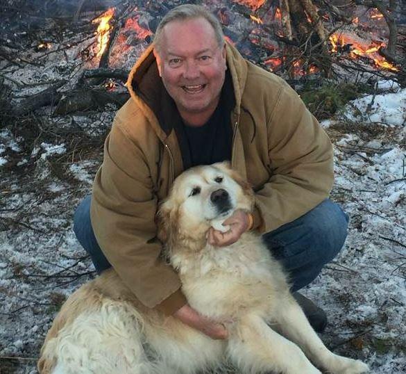 Kutyájának köszönheti a 64 éves férfi, hogy nem fagyott halálra