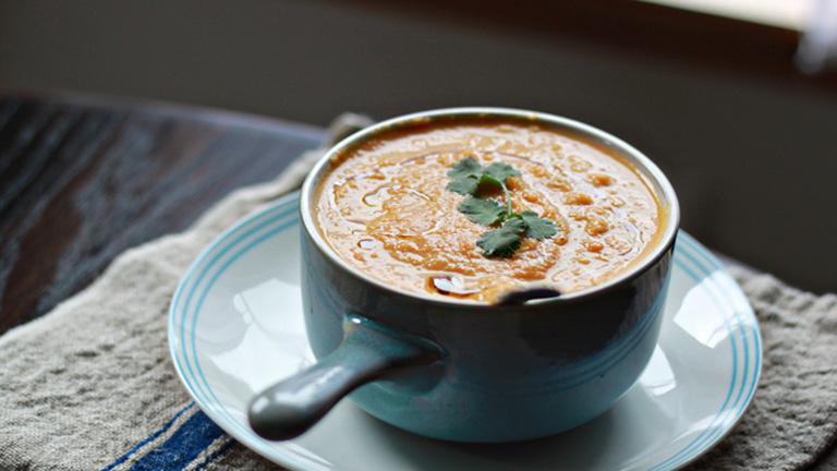 Gyömbéres sültrépa leves 5 hozzávalóból
