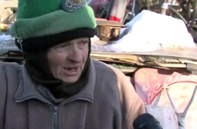 Trabantban él egy idős, veszprémi asszony