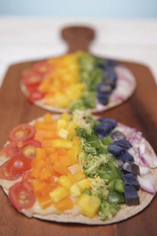 Saláta helyett: 10 perces vega