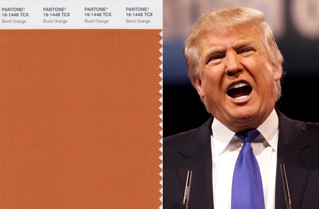 Barack után narancs - Ettől naracssárga Donald Trump bőre