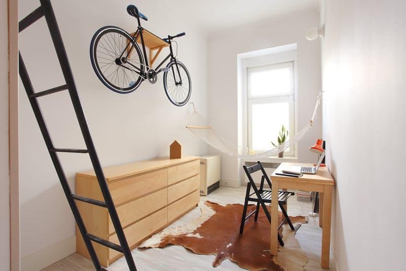 Kanapé nélkül is jól elvan a 13 négyzetméteres lakás tulaja - fotók