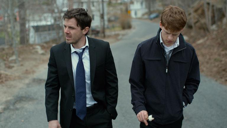 Casey Affleck és Lucas Hedges