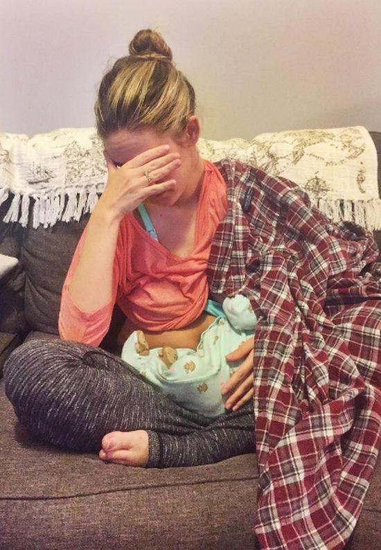 Egy anya vallomása a szoptatás nehézségeiről