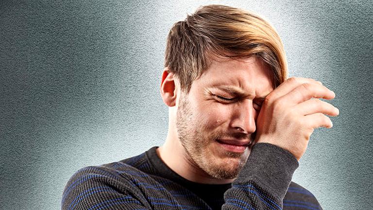 A hormonok a férfiak hangulatára is ugyanúgy hatnak (Fotó: Tumblr)