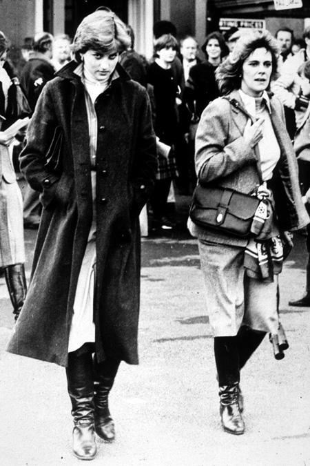 Diana és Kamilla, 1980. (Fotó: Getty Images)