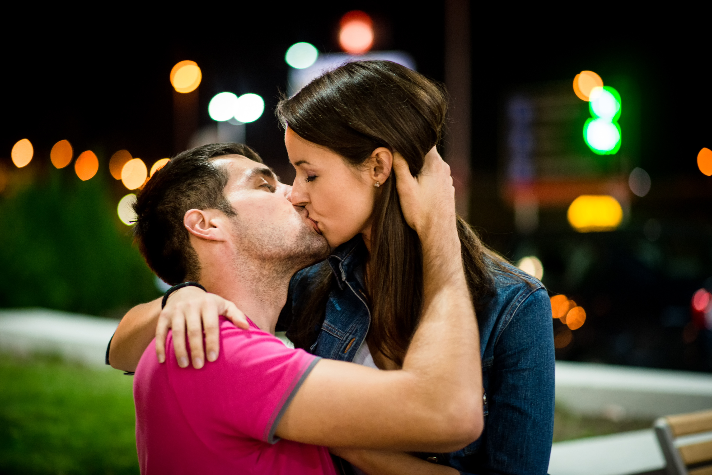 fogyás csókkal