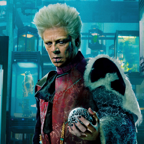Benicio Del Toro a Galaxis örzőiben