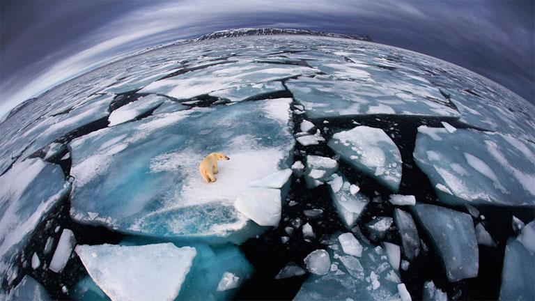 2030-ra ennyi jég sem lesz (Fotó: Tumblr)
