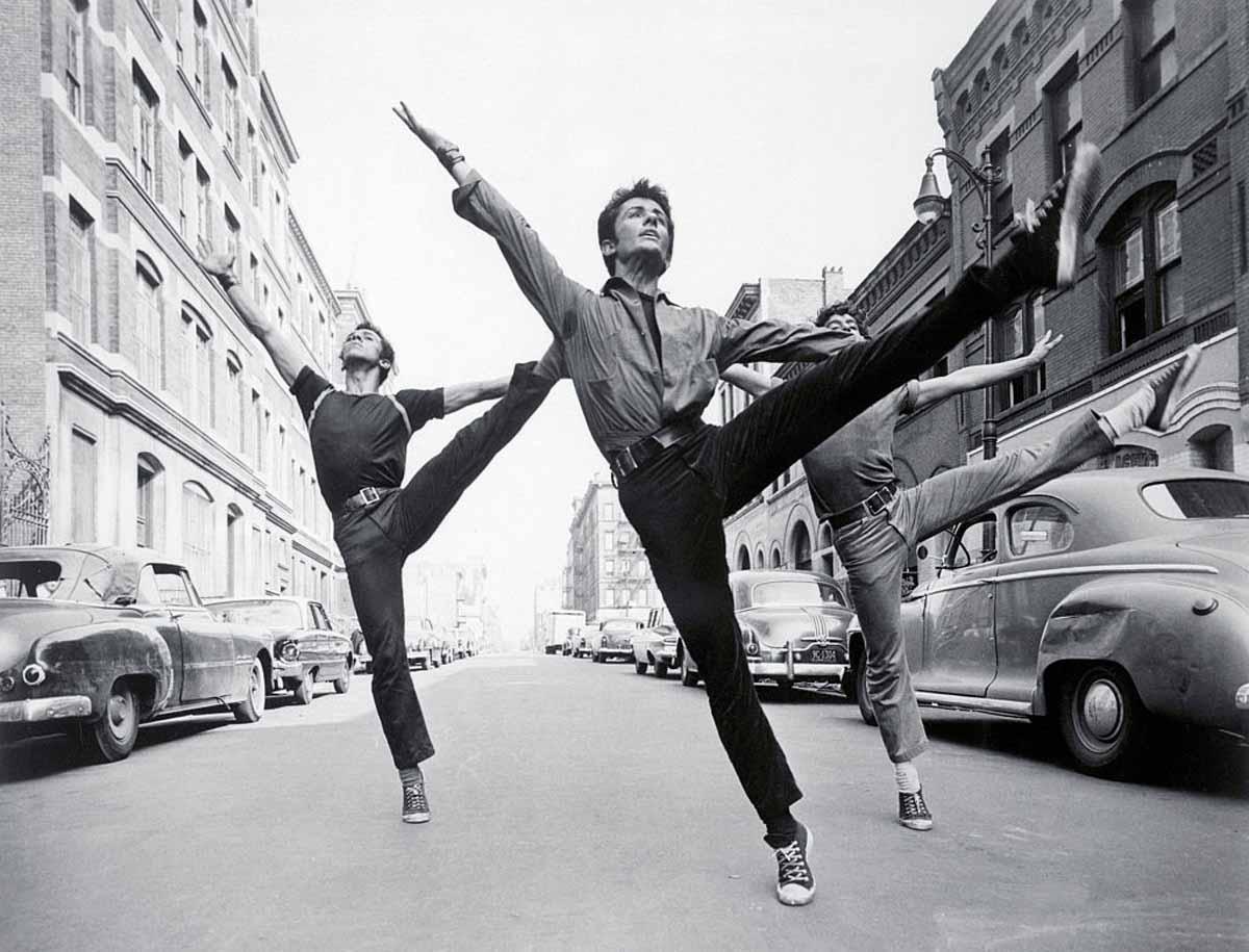 Elképesztő táncos fotók a régi Oscar-díjas musicalekből