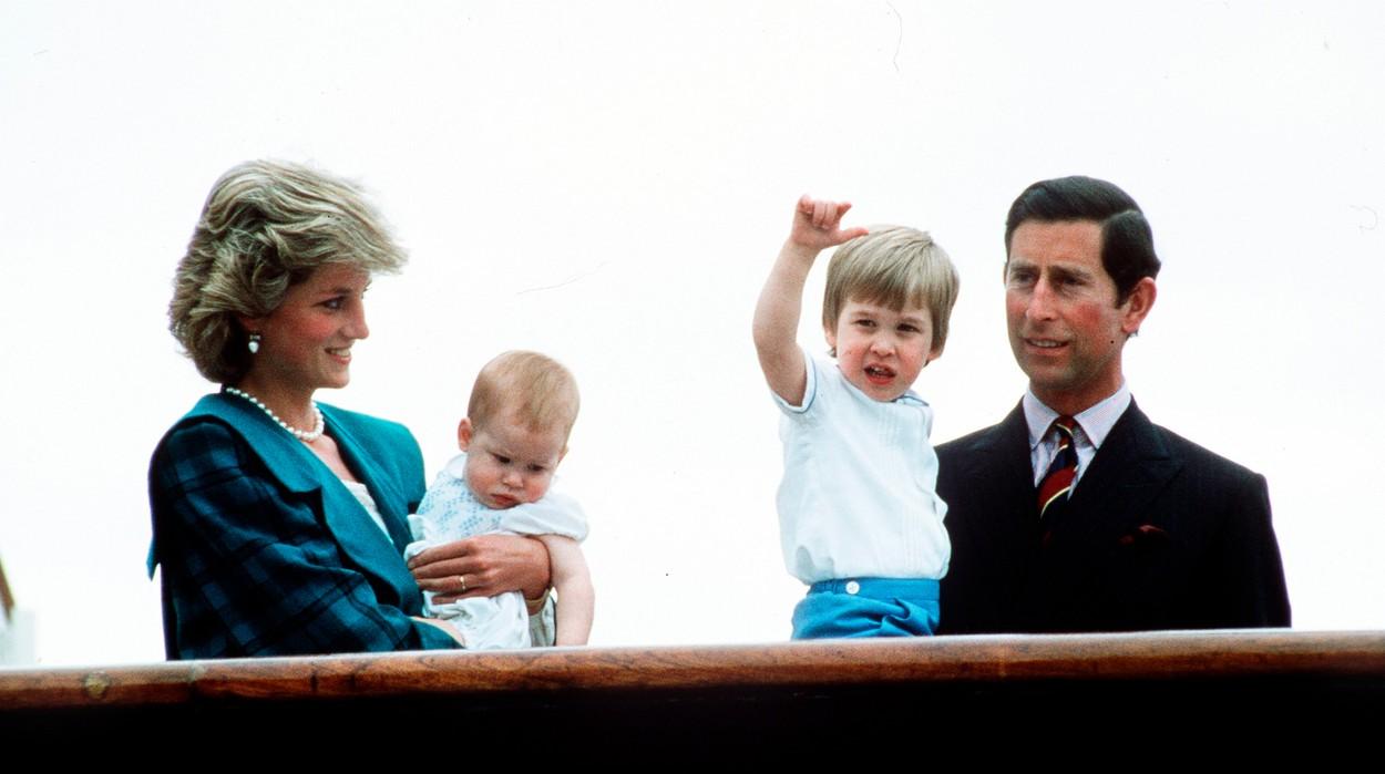 Vilmos herceg 20 év után elmegy anyja halálának helyszínére