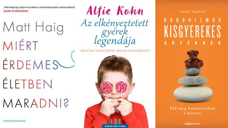 12 könyv, ami inspirál, motivál, vagy egyszerűen csak jobb emberré válhatsz tőle