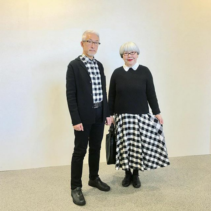37 éve minden nap összeöltözik a házaspár