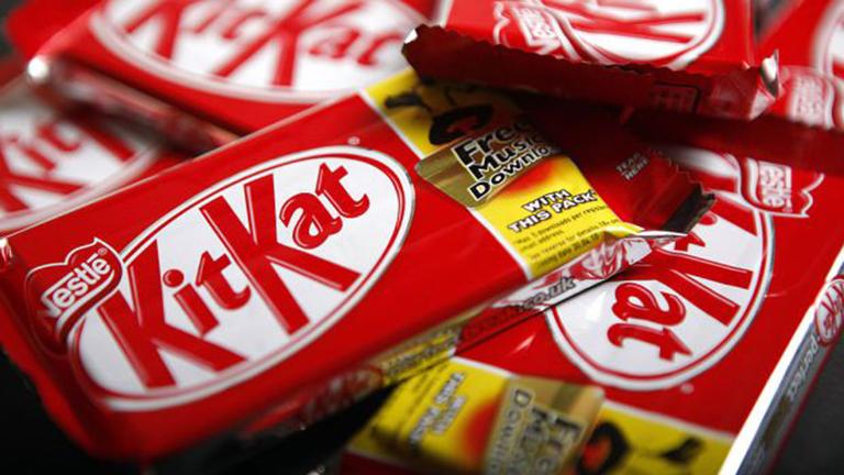 10%-kal kevesebb lesz a cukor a Kit Katben